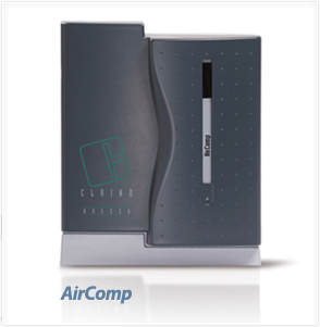 AirComp Air Compressor for the Lab