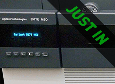 Just In - Agilent 5977E GC-MSD