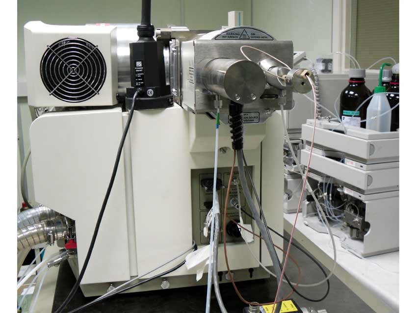 AB MDS Sciex API 3000 Mass Spectrometer for sale
