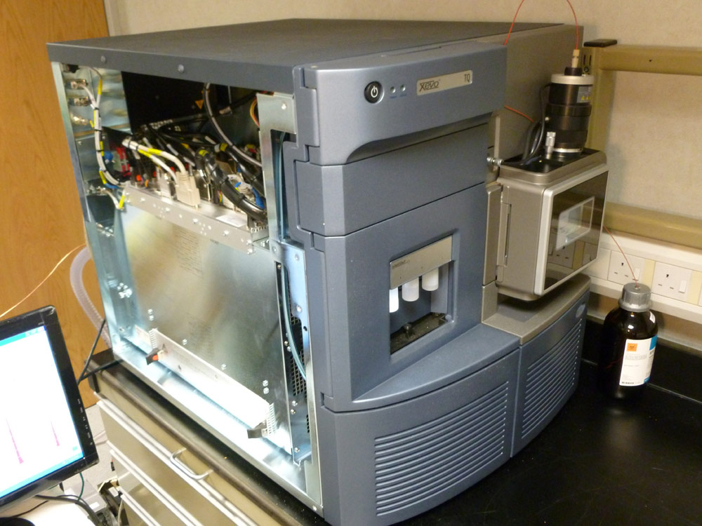 Waters Micromass Xevo TQ Mass Spectrometer for sale