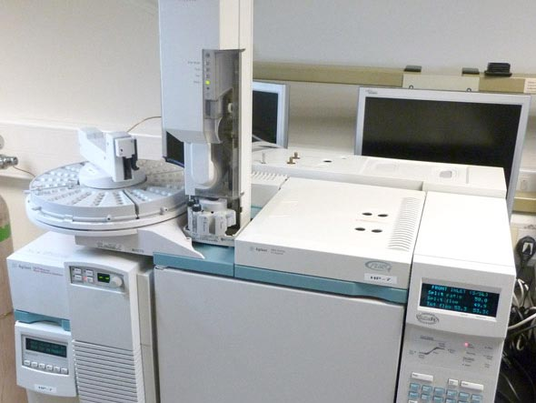 Agilent G2589A 5973N Mass Spectrometer for sale
