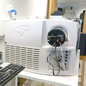 Waters Micromass Quattro Ultima Platinum Triple Quadrupole LC-MS/MS System